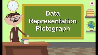 Data Representation | Pictograph | Grade 1 Maths For Kids | Periwinkle