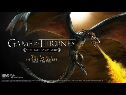 """Telltale's Game of Thrones - Episode Three: """"The Sword in the Darkness"""" Trailer thumbnail"""