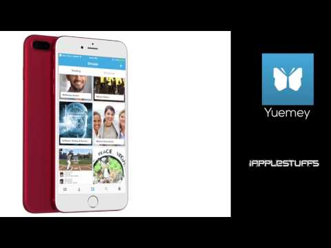 The perfect social career networking app 'Yuemey review'