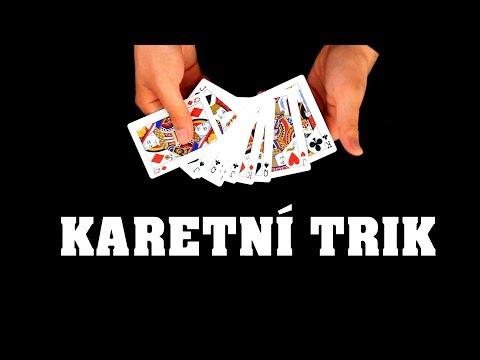Chybějící karta – Jednoduchý karetní trik
