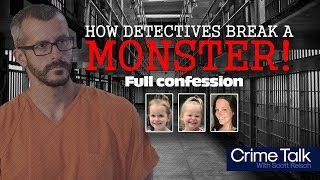 Chris Watts Full confession BEST AUDIO!