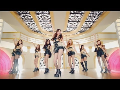 girls generation              my oh my music video