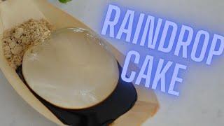 How To Make★Japanese Water Cake★aka Raindrop Cake~水信玄餅の作り方~(EP68)