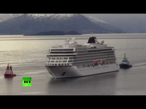 'We feared ship would capsize': Viking Sky safely arrives at Norwegian port after engine failure