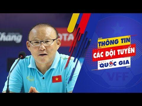 HLV Park Hang-seo khen ngợi Tuấn Anh sau đại chiến với Thái Lan