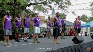 Omega Psi Phi Hop team  2018 Atlanta Greek Picnic #AGP2018 (Official video)