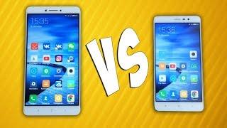 Xiaomi Mi Max vs Xiaomi Redmi Note 3 Pro - ЧТО ЛУЧШЕ?