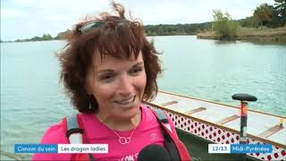 Reportage France 3 sur les Dragons Ladies