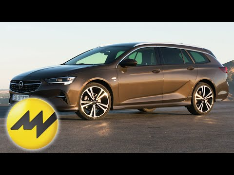 Opel Insignia-Facelift 2020   Neue Motoren für den Passat-Gegner   Motorvision
