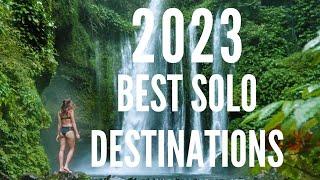 2020 TOP 10 SOLO DESTINATIONS