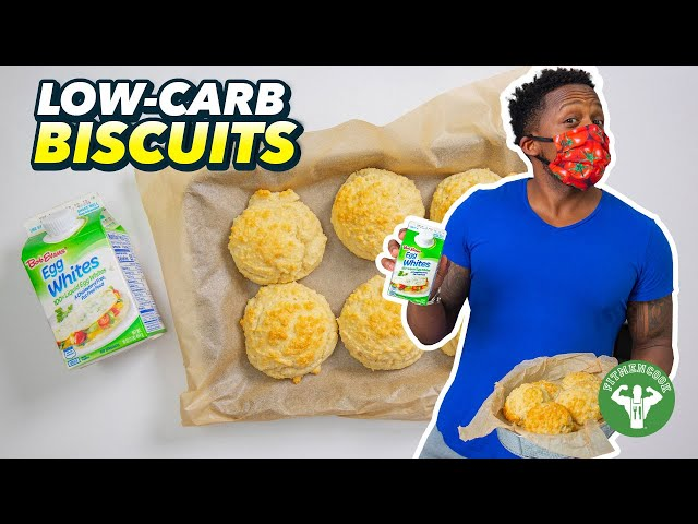 Quick & Easy Low Carb Biscuits