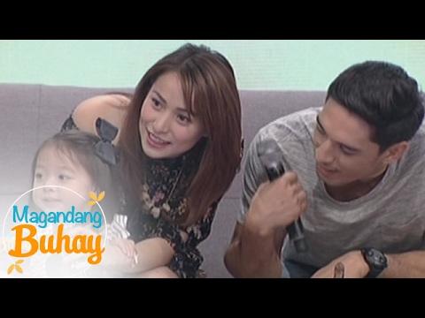 Magandang Buhay: Happy birthday, Cristine and Amarah!