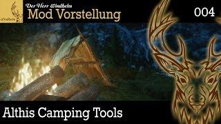 Mod Vorstellung Skyrim Althirs Camping Tools ▼004▼ Deutsch