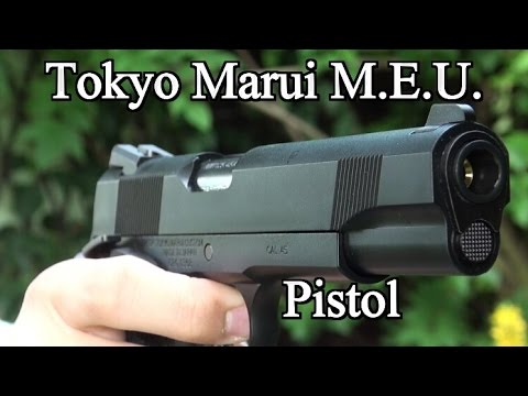 Airsoft pištolj TM 1911 ME [1/10]