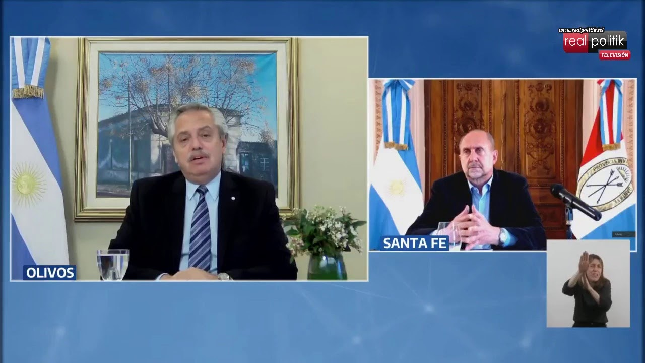 Alberto Fernández anunció la extensión del programa Ahora 12