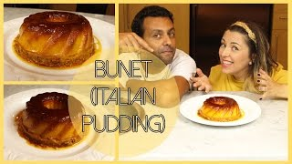 Cooking with Giugizu: italian typical pudding➫ Bunet alla Piemontese