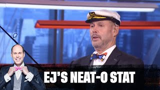 Gone Fishin': NBA Restart Edition | EJ Neat-O Stat