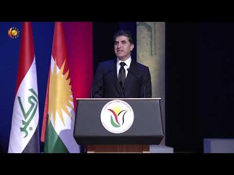 بەڤیدیۆ.. وتاری سهرۆكی ههرێمی كوردستان له یادی 5 ساڵهی جینۆسایدكردنی شنگال و كوردانی ئێزدی