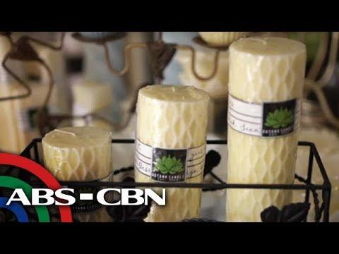 Mga kakaibang disenyo ng kandila mabenta para sa Undas | TV Patrol