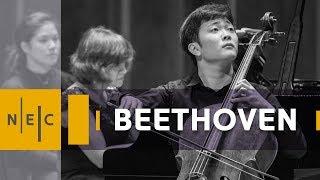 Beethoven: Sonata for Cello and Piano No.5 in D major, Op.102 No.2 – Brannon Cho