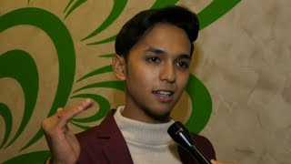 Aiman Tino takut, tak yakin menyanyi 'live'