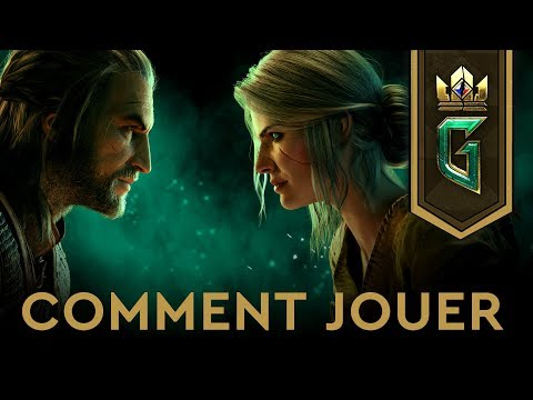 Comment jouer ? de Gwent : The Witcher Card Game