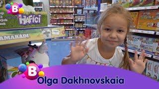21. Olga Dakhnovskaia - dejte jí svůj hlas