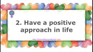 7 ways to think and speak positively