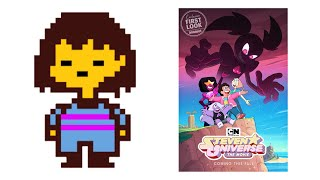 Undertale characters and their favorite movies