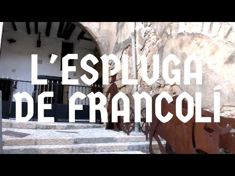 L'ESPLUGA DE FRANCOLÍ (Tarragona) ⚔️🛡