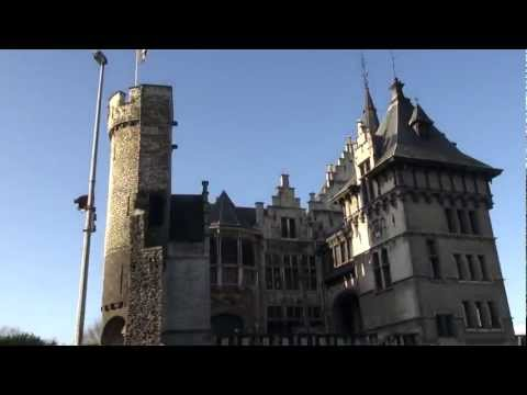 Antwerpen city tour test version