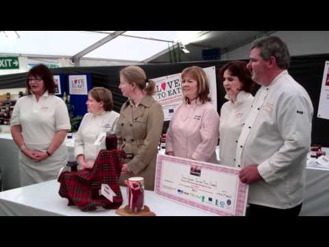 Dundee Flower And Food Festival Winners