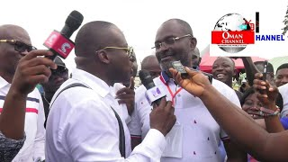 Eiiii: NPP youth at Makola Vows to follow kennedy Agyapong if....