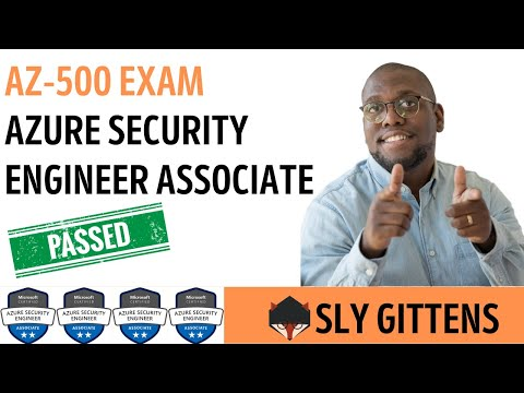 Pass the Microsoft Azure Security Engineer AZ-500 Exam | AZ-500 ...