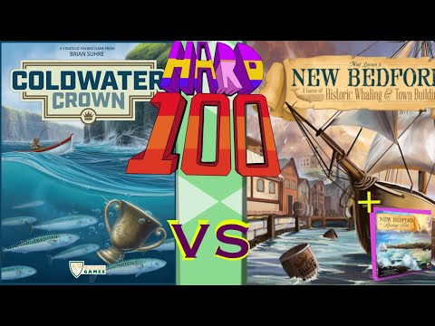 The Hard 100: Death-Match: Coldwater Crown vs New Bedford w/Rising Tide