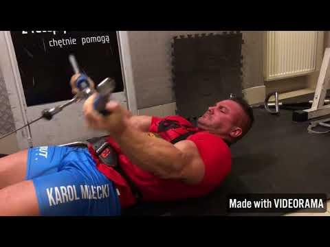 Ćwiczenia mięśni piersiowych na w domu