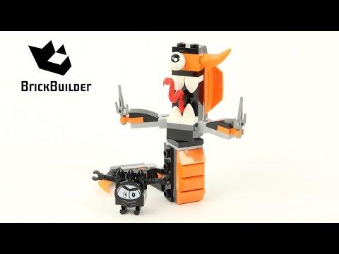 Vidéo LEGO Mixels 41575 : Cobrax