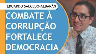 "Eduardo Salcedo-Albarán in ""O Planeta Azul"", Brazil."