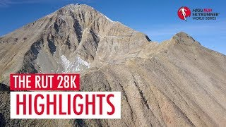 THE RUT 28K 2018 – HIGHLIGHTS / SWS18 – Skyrunning
