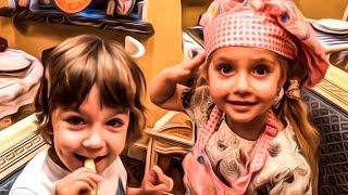 Дети Пугачевой: ЗИМНИЕ ЗАБАВЫ ЛИЗЫ и ГАРРИ