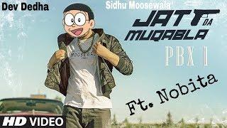 Jatt Da Muqabla Song  Sidhu Moosewala In Doraemon (Nobita Version)