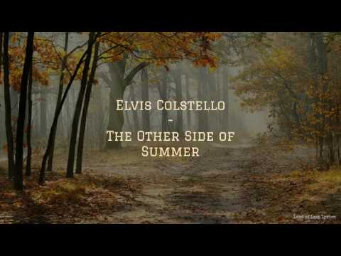 Elvis Costello - The Other Side Of Summer - Lyrics