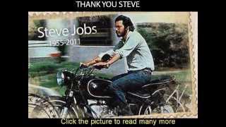 Steve Jobs's journey of life