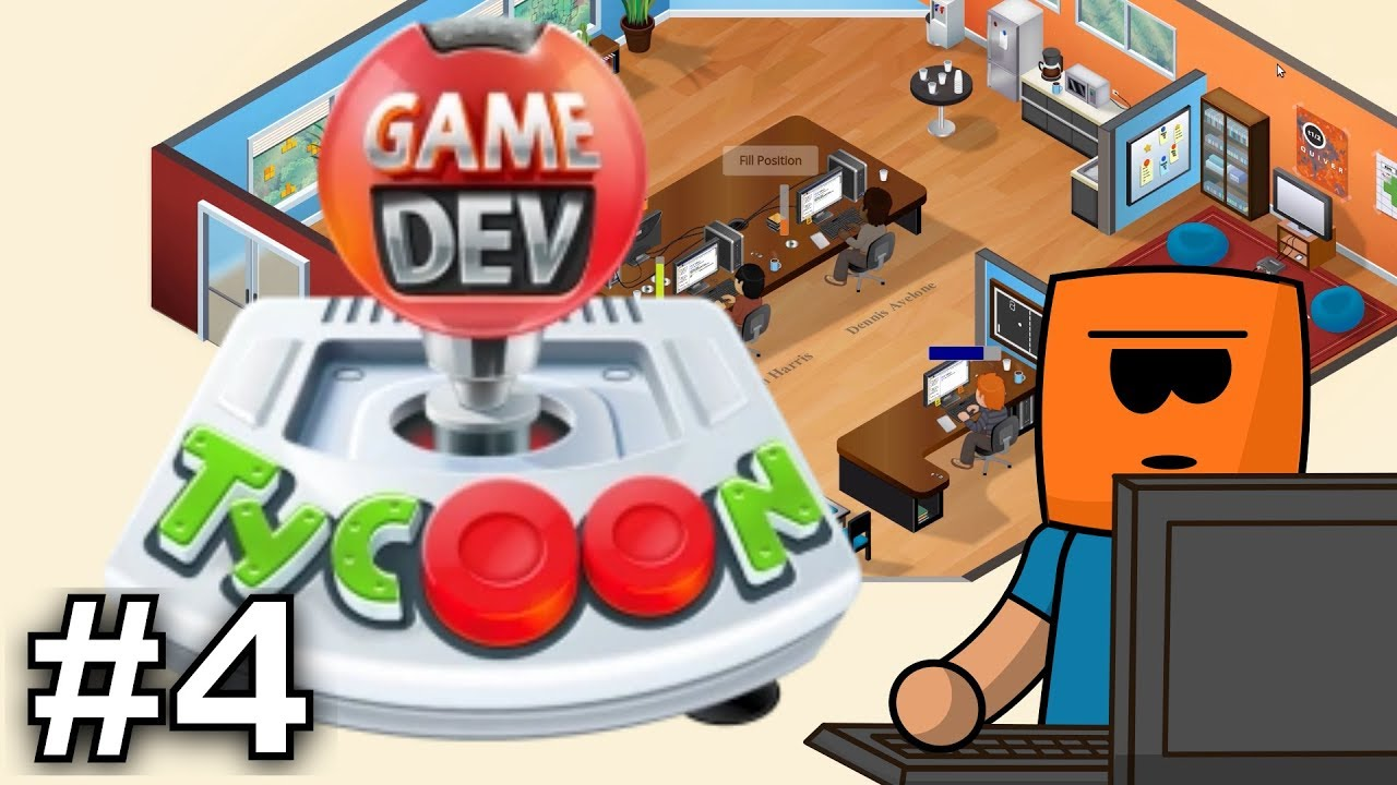 Game Dev Tycoon #4 | Publishing Deals and Sequels