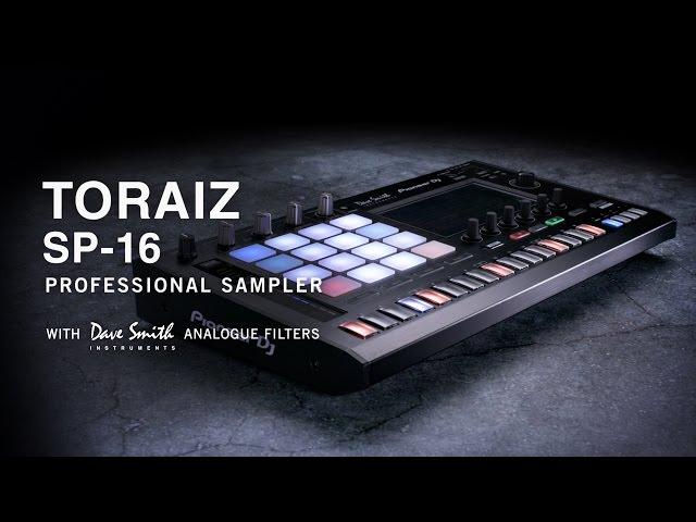 Pioneer DJ TORAIZ SP-16 Official Introduction