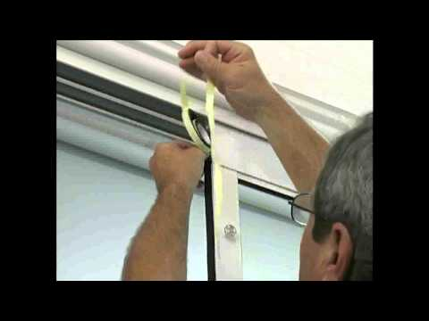 """Ideal Pet """"Fast Fit"""" Pet Patio Doors 80"""" - Extra Large (White) Video"""