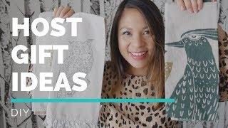 TOP 5 EASY HOST & HOSTESS GIFT IDEAS!