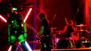 Angelspit-Skinny Little Bitch Live (Houston, TX)