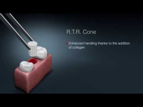 R.T.R. Bone Grafting Biomaterial