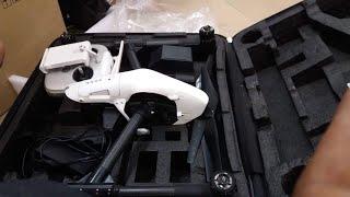 Test Drone Dji phantom 3